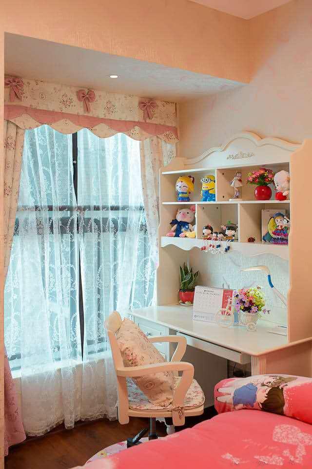 三居 白领 80后 欧式 儿童房图片来自金空间装饰集团在暖暖欧式情的分享