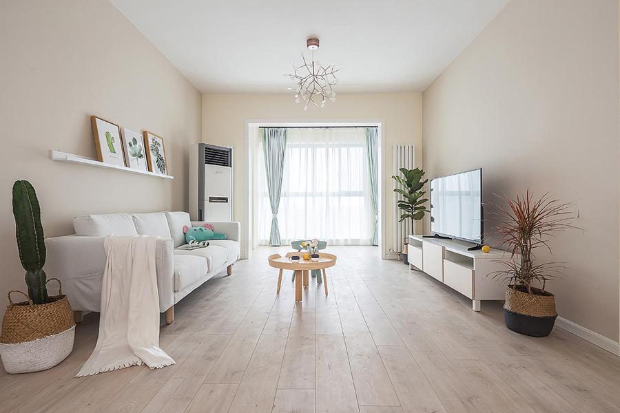 简约 白领 80后 三居 客厅图片来自金空间装饰集团在简约•清新的分享
