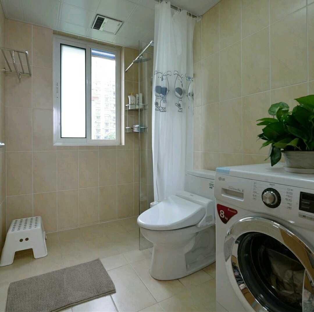 简约 欧式 田园 混搭 二居 白领 收纳 80后 日式 卫生间图片来自名星装饰在星悦城的分享