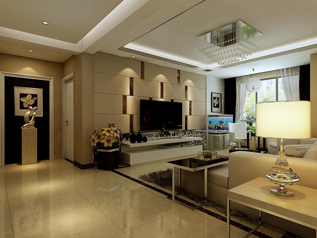 三居 简约 客厅图片来自tjsczs88在北宁湾140平米的分享