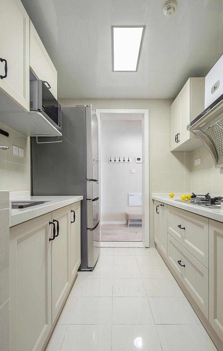 简约 白领 80后 三居 厨房图片来自金空间装饰集团在简约•清新的分享