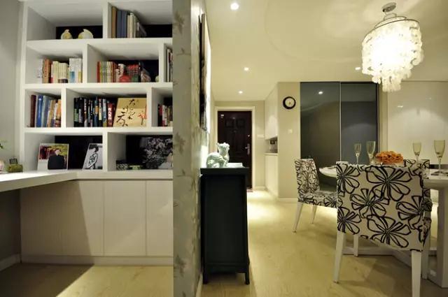 简约 三居 80后 书房图片来自金空间装饰集团在简约•不简单的分享