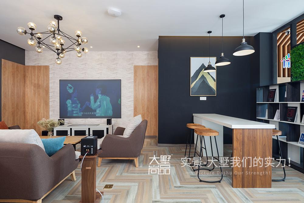 别墅 客厅图片来自大墅尚品-由伟壮设计在现代北欧风办公空间的分享