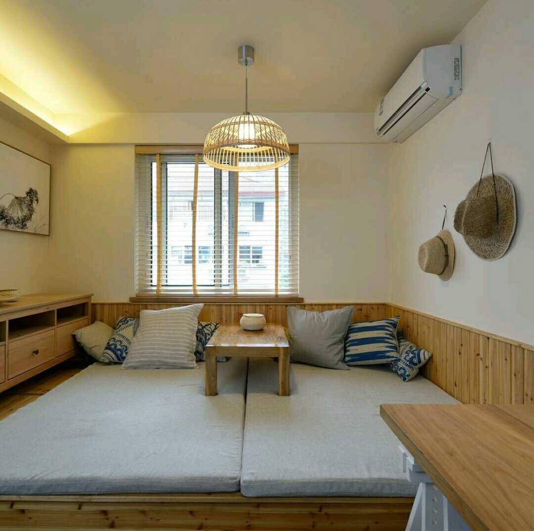 简约 欧式 田园 混搭 二居 白领 收纳 80后 日式 卧室图片来自名星装饰在星悦城的分享