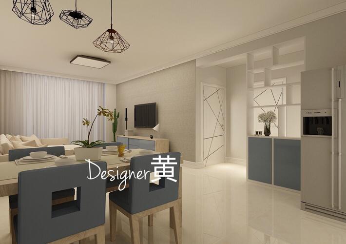极简风格 简约 设计 百家装饰 沈阳装修 餐厅图片来自百家装饰--小莹在极简风格的分享