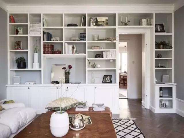 客厅图片来自家居装饰-赫拉在兰州实创装饰罗马家园120㎡简约的分享