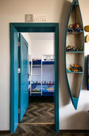 时尚 混搭 三居 白领 收纳 欧式 小资 儿童房图片来自盒子设计在冈仁波齐的分享