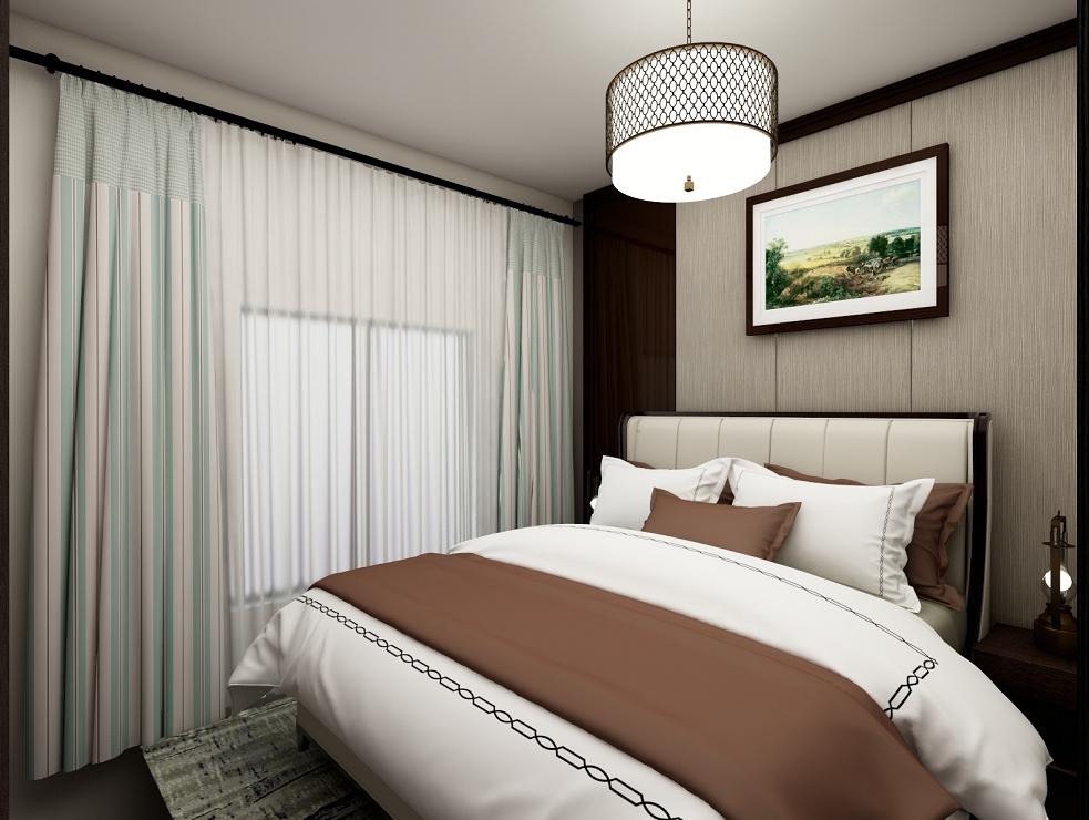 卧室图片来自湖北省大唐安盛建筑工程有限公司在蕲春别墅的分享