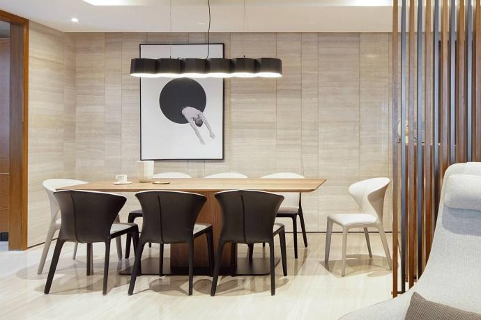 简约 三居 丰立装饰 武汉丰立装 餐厅图片来自装饰公司18771098378在现代简约的分享