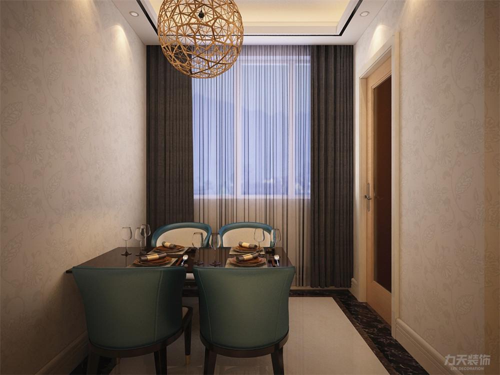 简约 现代 二居 收纳 小资 餐厅图片来自阳光力天装饰在力天装饰-金隅悦城-77㎡-简约的分享