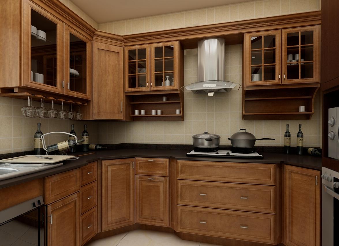 厨房图片来自湖北省大唐安盛建筑工程有限公司在蕲春别墅的分享