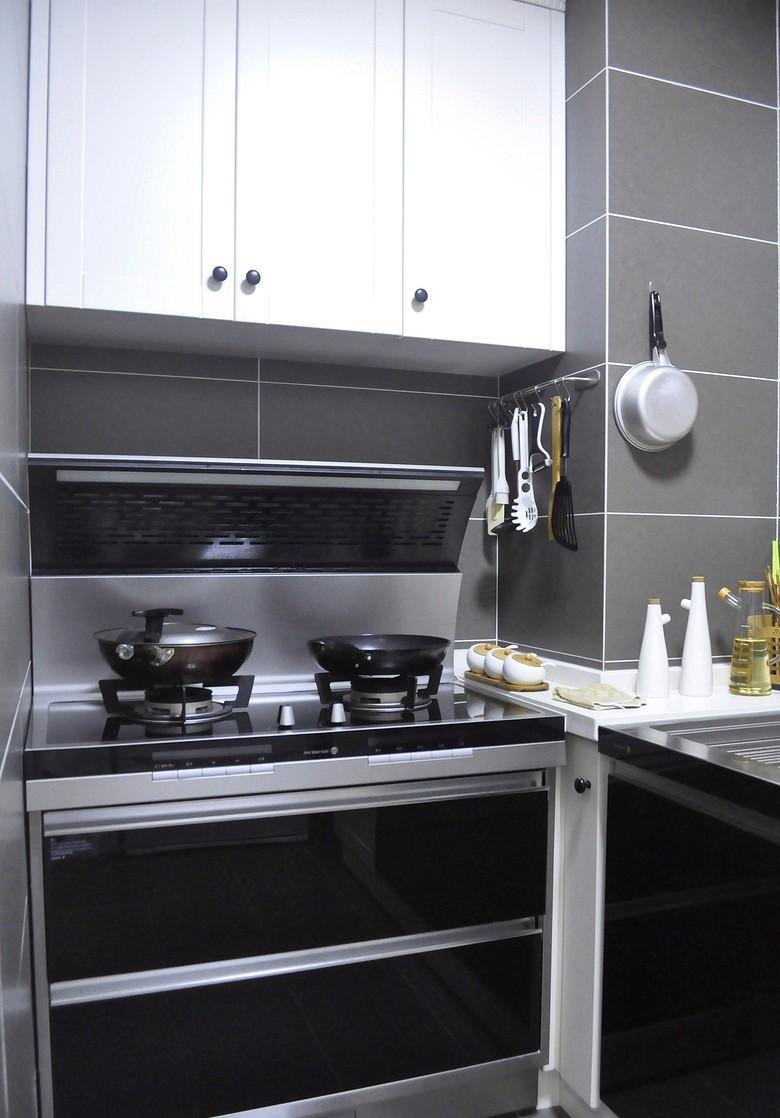 简约 欧式 混搭 80后 小资 厨房图片来自武汉拜斯达装饰 吴慧在88  北欧   十里新城的分享