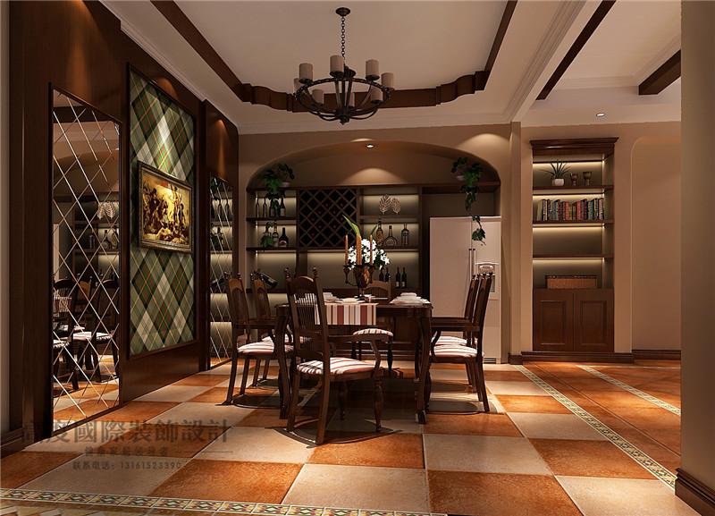 欧式 别墅图片来自高度国际设计严振宇在欧美风格的分享