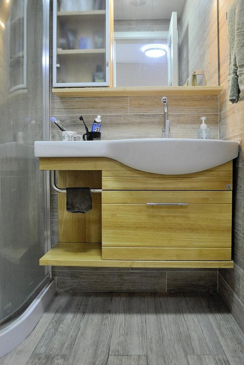 简约 欧式 混搭 80后 小资 卫生间图片来自武汉拜斯达装饰 吴慧在88  北欧   十里新城的分享