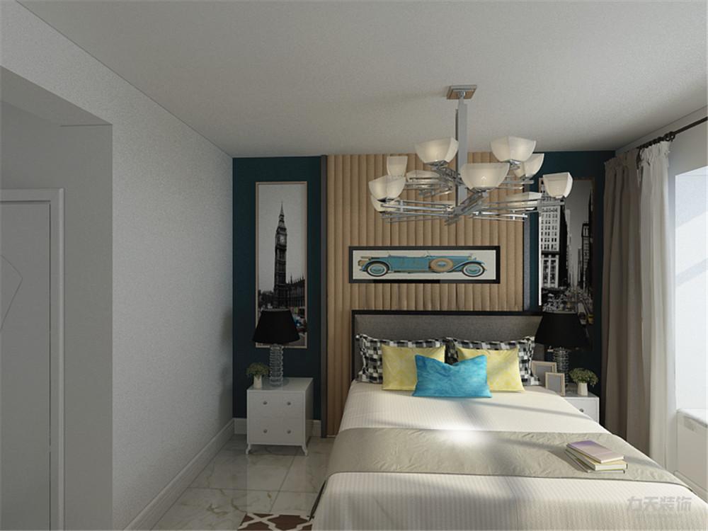 简约 现代 三居 收纳 小资 卧室图片来自阳光力天装饰在力天装饰-融创中心-126㎡-简约的分享