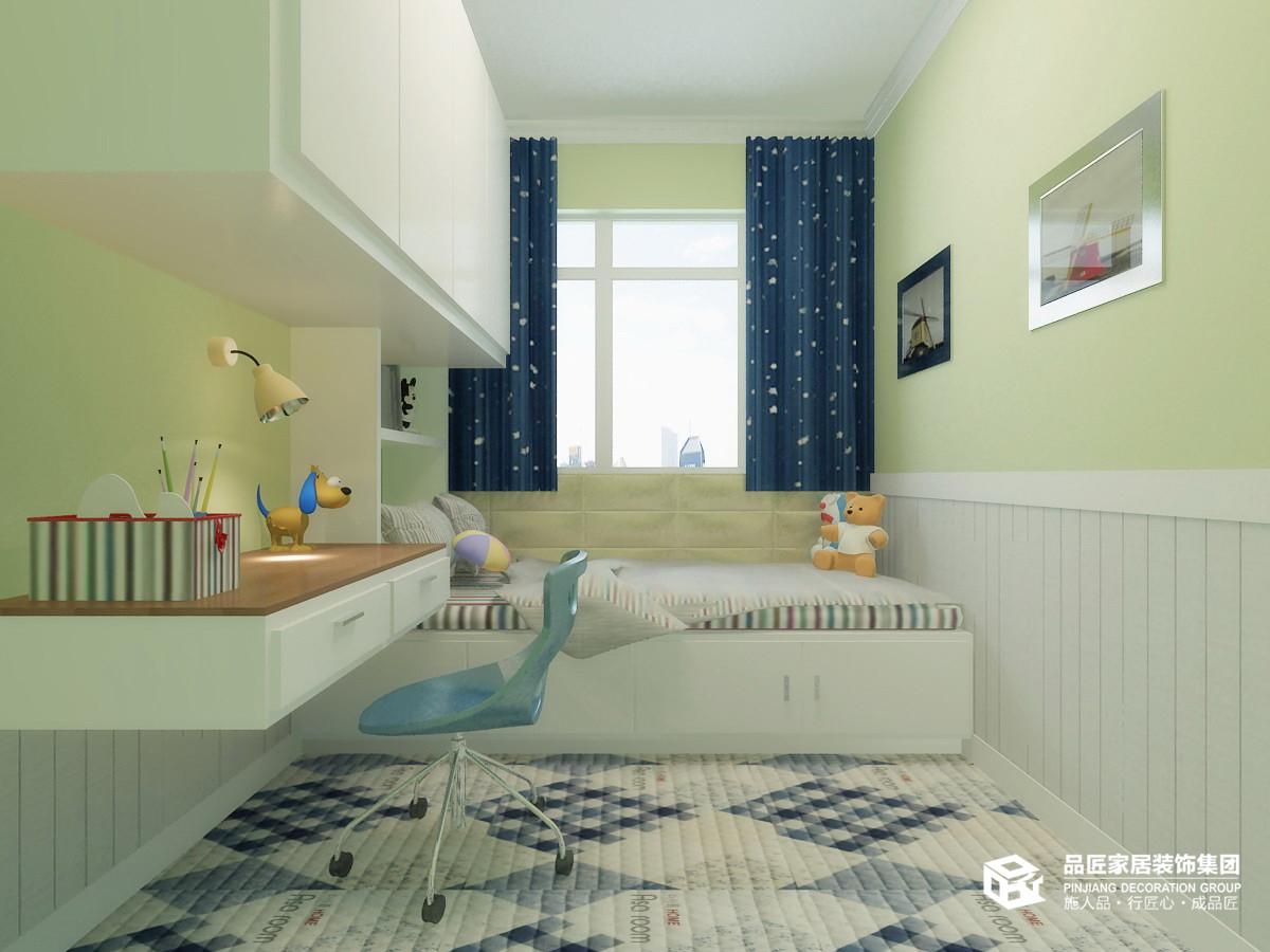 田园 80后 小资图片来自广西品匠装饰集团在蓝色调地中海风格装修案例的分享