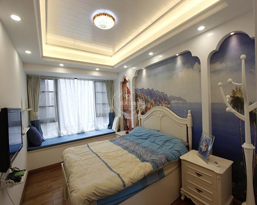80后 卧室图片来自深圳浩天装饰在浩天装饰-中央原著的分享