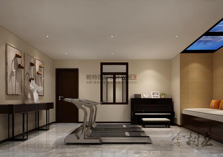 新中式 百家装饰 设计 效果图 别墅 其他图片来自百家装饰--小莹在新中式风格的分享