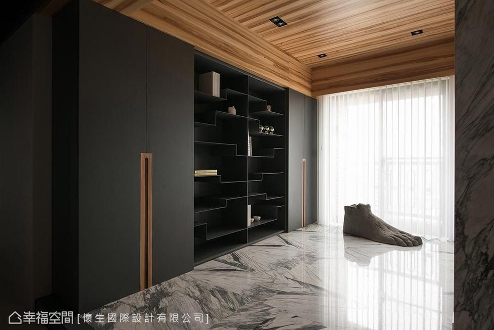 三居 现代 大户型 其他图片来自幸福空间在完美划分场域 198平质感豪邸的分享