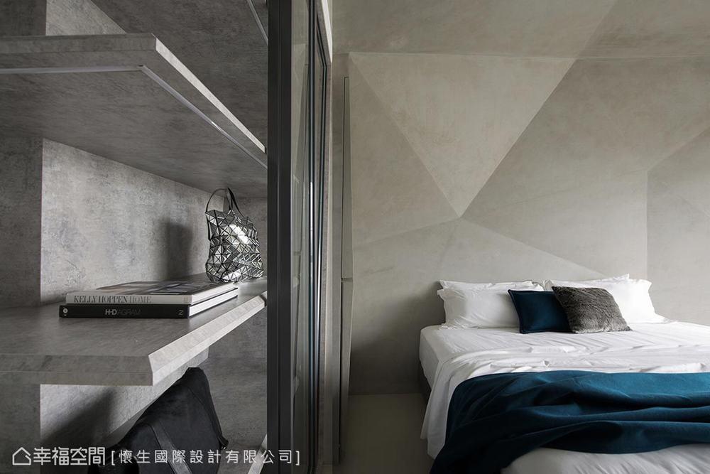三居 现代 大户型 卧室图片来自幸福空间在完美划分场域 198平质感豪邸的分享