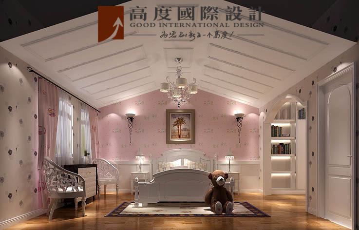 简约 托斯卡纳 二居 卧室图片来自高度国际设计严振宇在蔚蓝香醍两居室托斯卡纳风格的分享