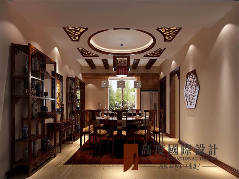 餐厅图片来自高度国际装饰--张盛瑞在东湖湾的分享