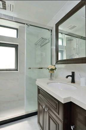 三居 简约 欧式 田园 混搭 二居 白领 收纳 旧房改造 卫生间图片来自名星装饰在广电兰亭的分享