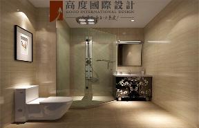 简约 现代 二居 白领 卫生间图片来自高度国际设计严振宇在筑华年两室两厅现代简约风格的分享