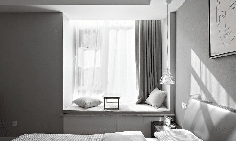 卧室图片来自家装大管家在摩登洋派 139平简约台式时尚3居的分享