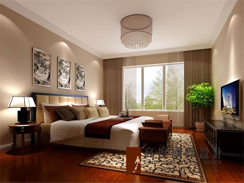 卧室图片来自高度国际装饰--张盛瑞在东湖湾的分享
