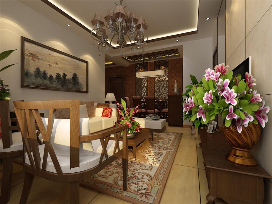 二居 客厅图片来自天津生活家健康整体家装在东丽一号中式的分享