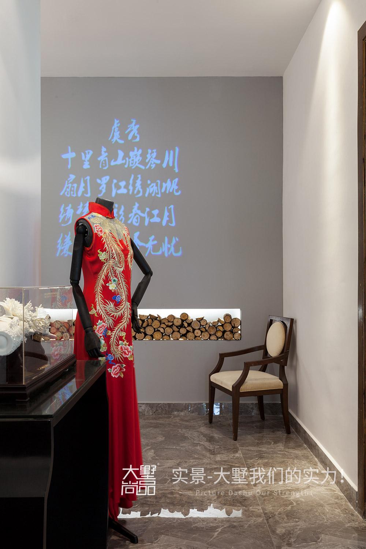 混搭 书房图片来自大墅尚品-由伟壮设计在旗袍会所·清风徐来她自盛开的分享