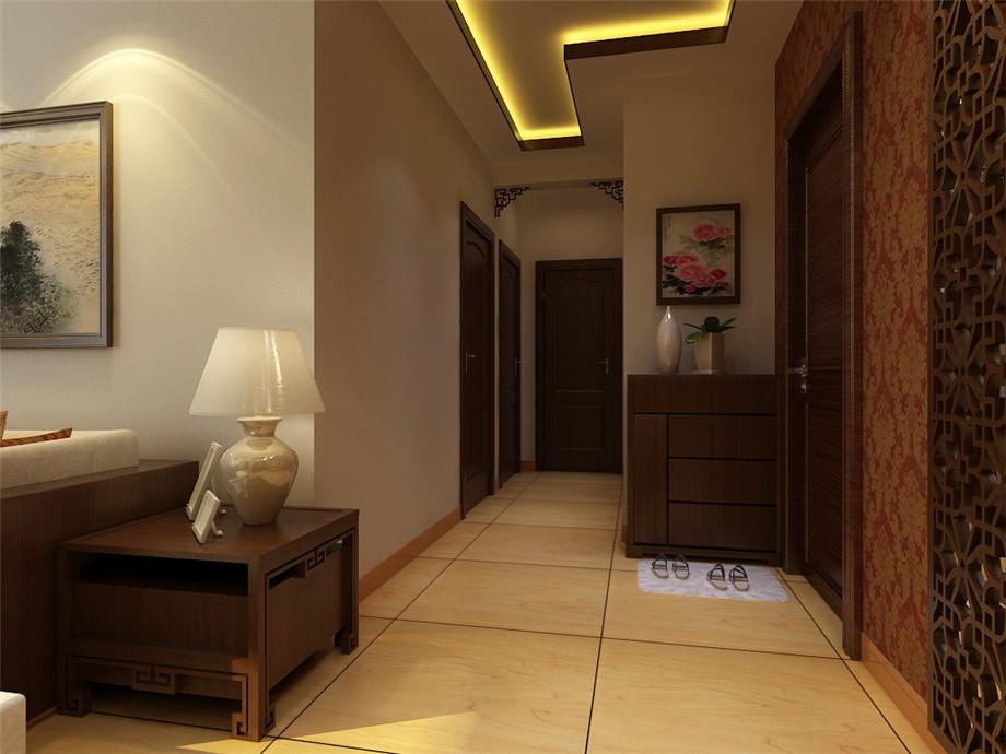 二居 玄关图片来自天津生活家健康整体家装在东丽一号中式的分享