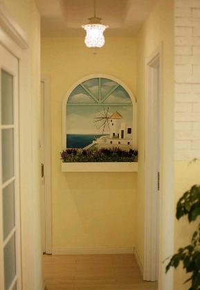 简约 欧式 田园 混搭 二居 三居 别墅 白领 收纳 玄关图片来自名星装饰在广电兰亭时代的分享