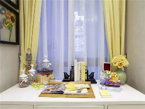 中式 四居 大户型 公寓 80后 小资 新中式 书房图片来自高度国际姚吉智在165平米新中式诗意东方追求自然的分享