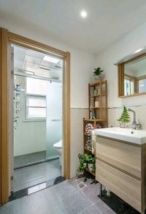 简约 田园 欧式 混搭 二居 三居 别墅 白领 收纳 卫生间图片来自名星装饰在四季江尚的分享
