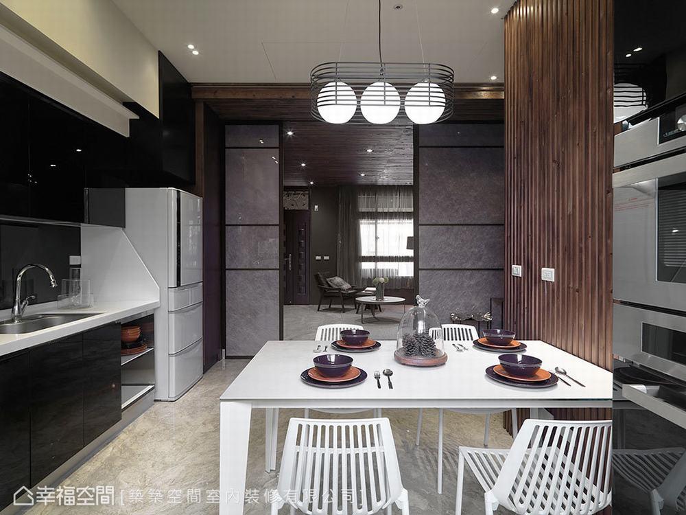 四居 现代 别墅 厨房图片来自幸福空间在以幸福为名 砌筑264平梦想雅居的分享