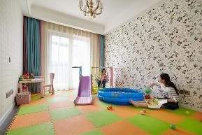 美式 三居 80后 小资 白领 儿童房图片来自金空间装饰集团在北辰三角洲 美式风的分享