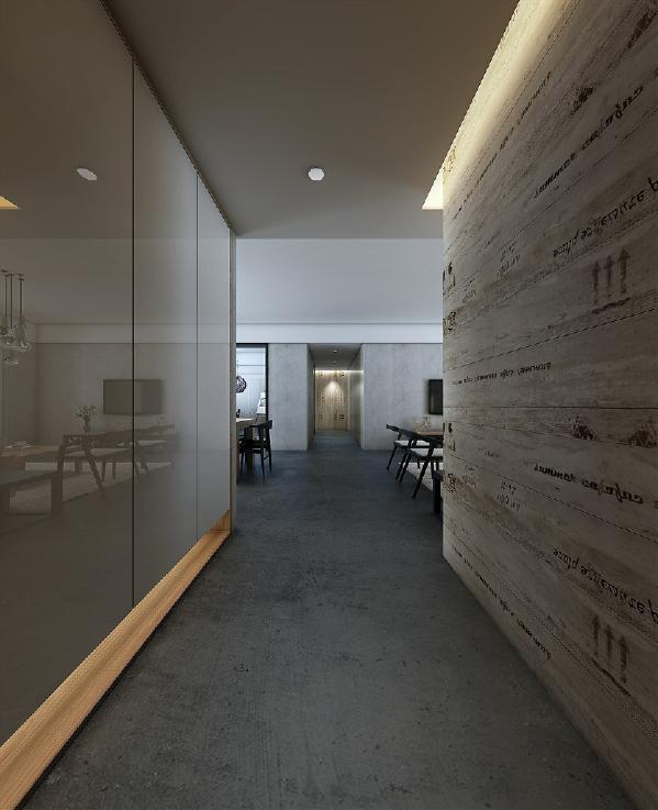 复合地板上墙