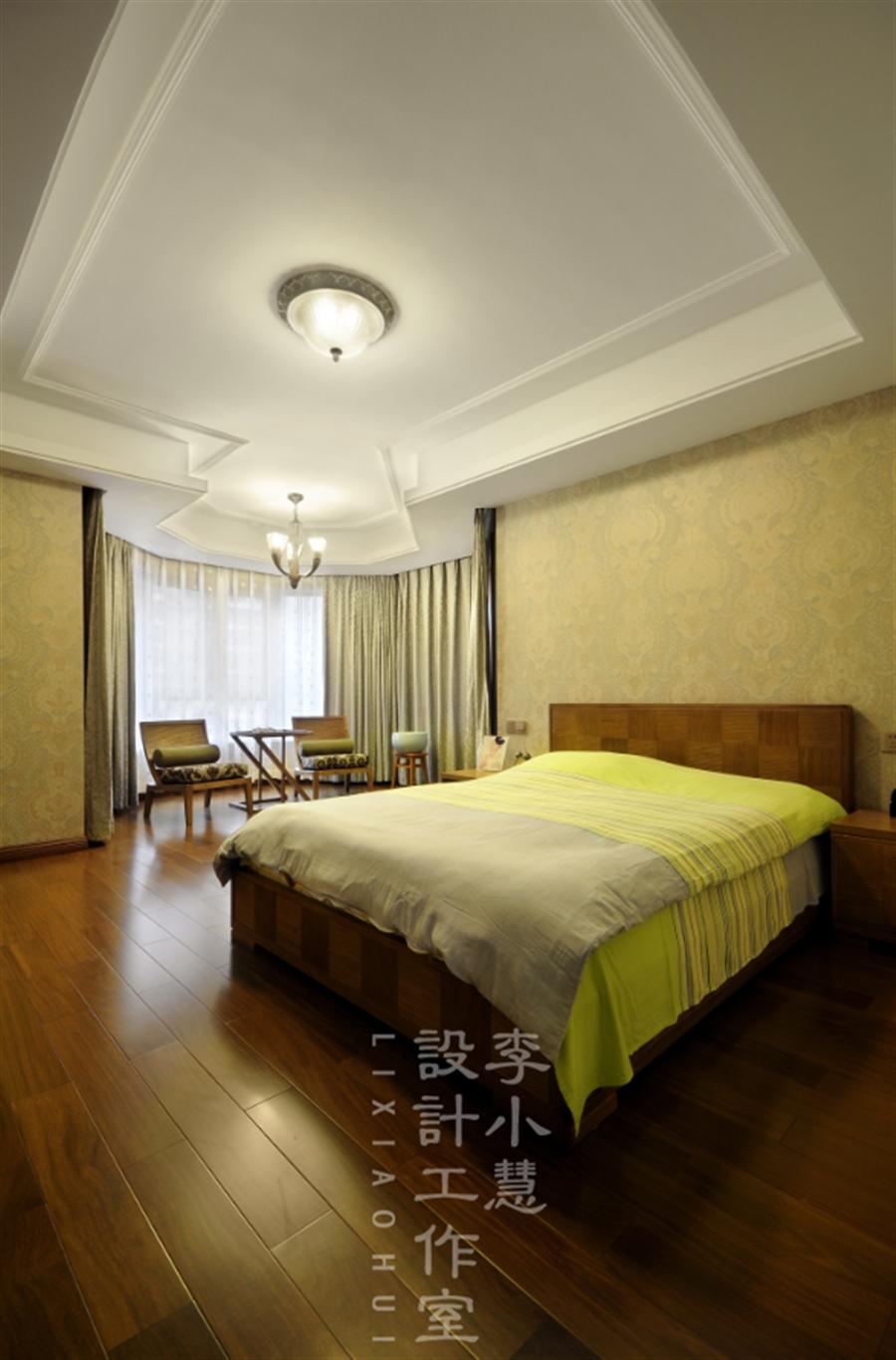 80后 欧式 卧室图片来自鸿扬家装武汉分公司在电建地产盛世江城之美洲阳光的分享