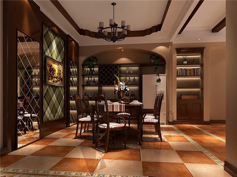 别墅 书房图片来自也儿在美式设计风格的分享