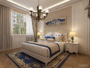 地中海 三居 收纳 小资 卧室图片来自阳光力天装饰在力天装饰-金地意境-102.5㎡的分享