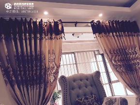 80后 白领 小资 美式 实景图 阳台图片来自广西品匠装饰集团在鼎华福邸73平美式风格实景案例的分享