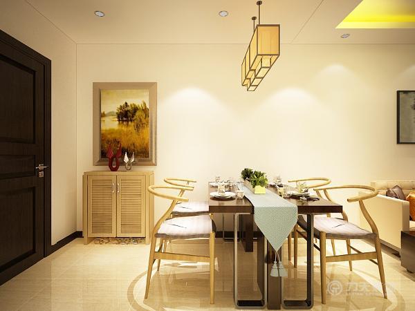 本次案例的设计风格是新中式风格,我们所做的新中式风格是结合一部分现代设计理念在内的,让喜欢中式风格的业主既能感受到传统中式家具给人带来的精致;自然;沉稳之感,又能感受到现代家庭的温馨舒适