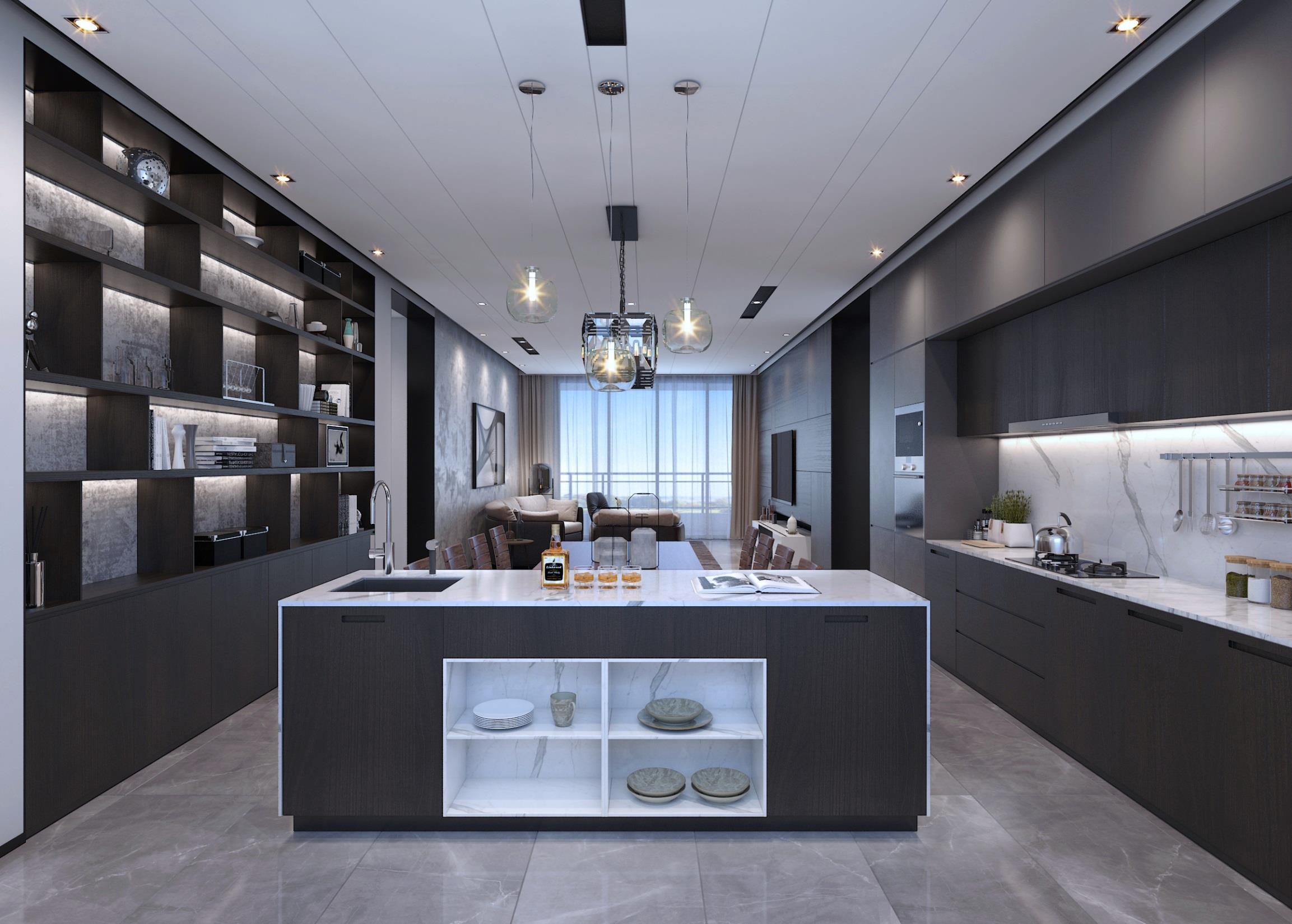 二居 三居 客厅 卧室 厨房 餐厅 白领 旧房改造 小资图片来自观巢国际实景家装在Urban 都荟的分享