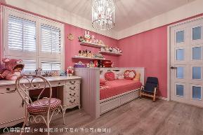 三居 田园 大户型 儿童房图片来自幸福空间在弄。乡村231平童话场景的分享