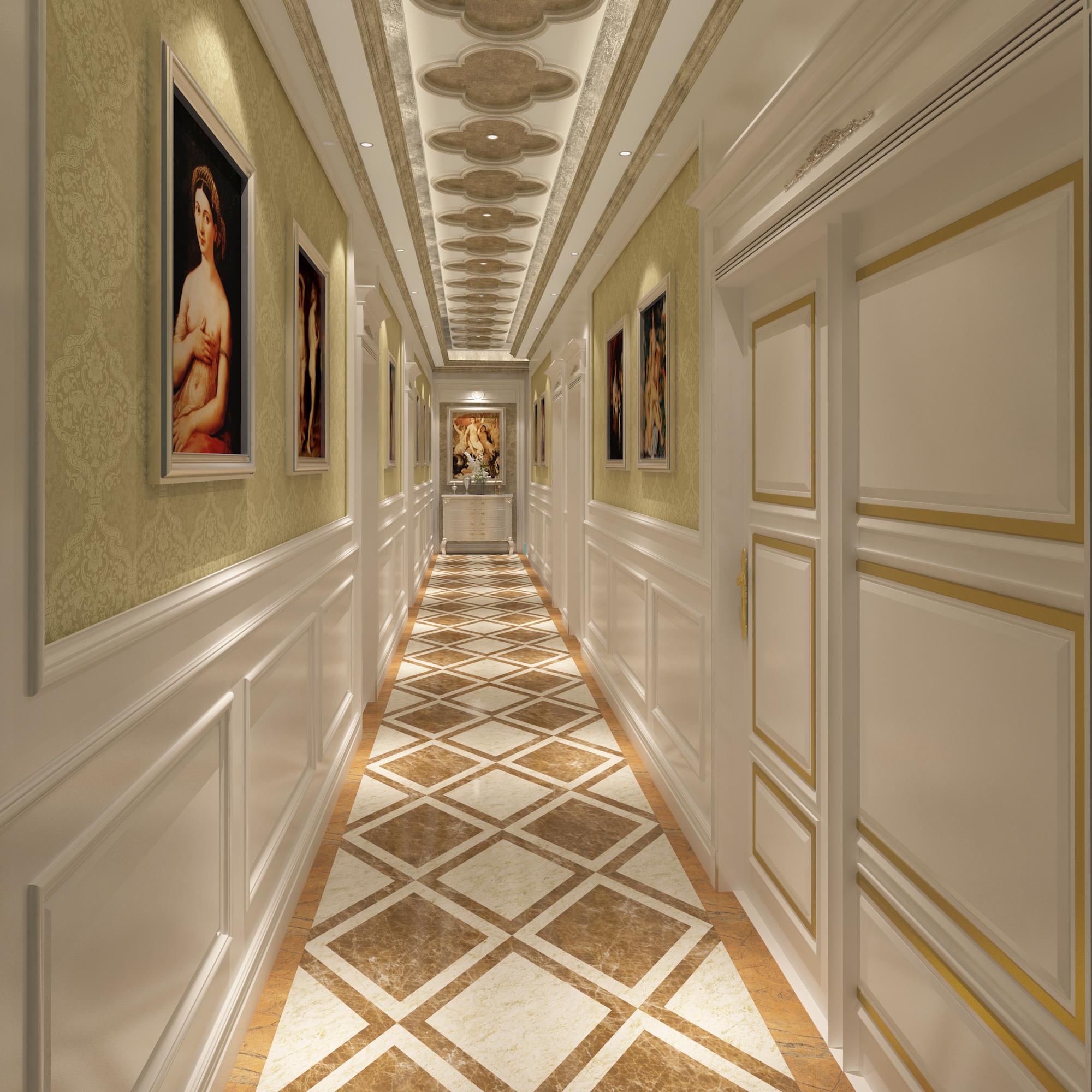 其他图片来自圣奇凯尚室内设计工作室在传世康婷·800㎡独栋的分享