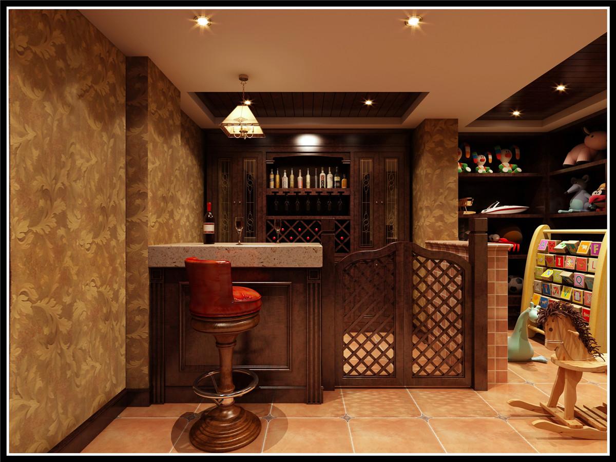 别墅 收纳 小资 其他图片来自先施工后付款众森装饰在万科海上传奇-美式风格-别墅的分享