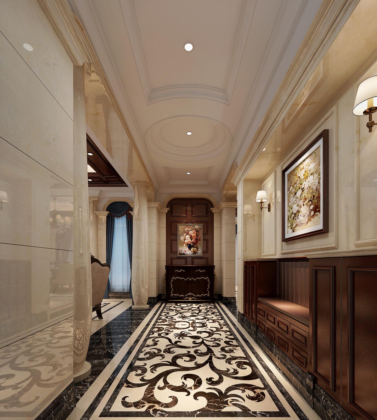 玄关图片来自新浪家居江西站在凡尔赛宫的分享