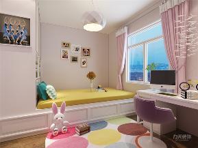 简约 现代 二居 收纳 小资 儿童房图片来自阳光力天装饰在力天装饰-诺德名苑-157㎡-现代的分享